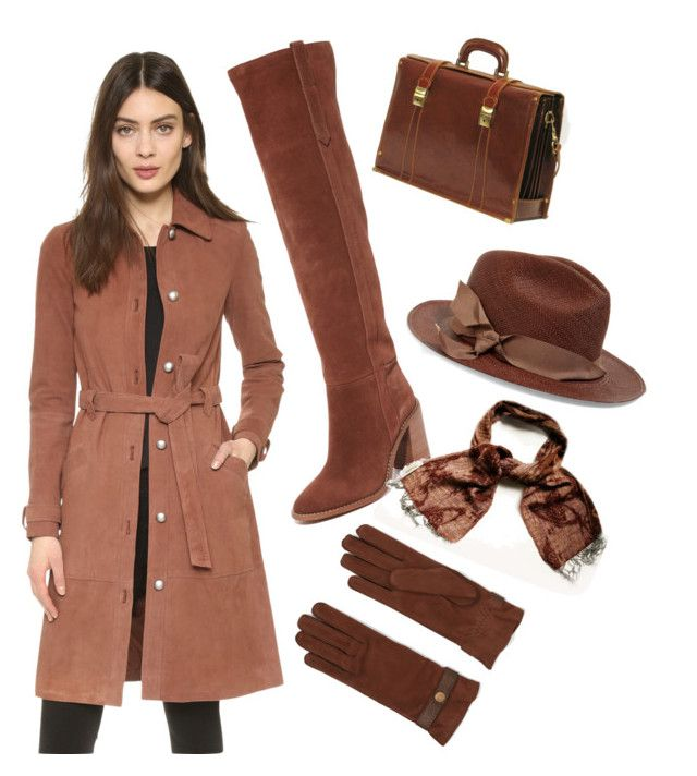"""Winter fashion"" by racheal-taylor ❤ liked on Polyvore featuring Elizabeth and James, Madewell, Sensi Studio, Vivienne Westwood and Causse"