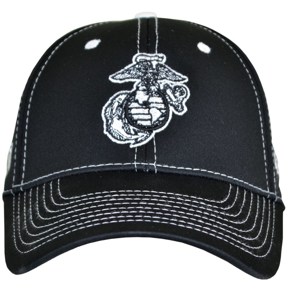 Keep your grape covered and dry while displaying your Marine Corps pride in  this USMC Performance 2367419d82d0