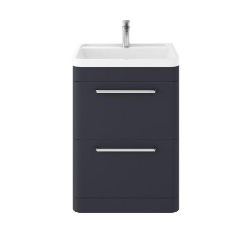 Hudson Reed Solar 600mm Free Standing Vanity Unit Vanity Units Furniture Vanity Hudson Reed