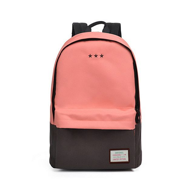 fde42b353ba6 ... Fashion Women Casual Backpack For Teenage Girls Student Children School  Bags Bagpack Brand Design Ladies Laptop ...