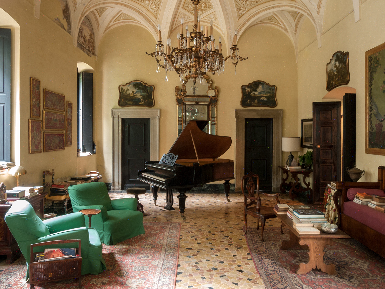 Call Me By Your Name Is Also A Love Story Of Italian Interiors
