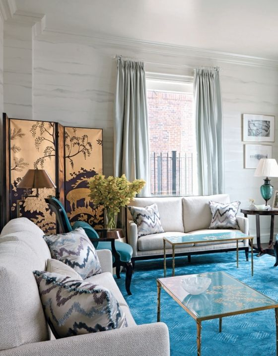 Book review interior decoration elegance and ease by nina campbell also rh pinterest