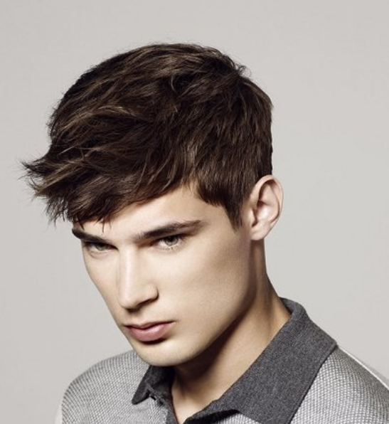 1000 Images About Men S Hair Beauty On Pinterest Cool Mens Hairstyles With Bangs
