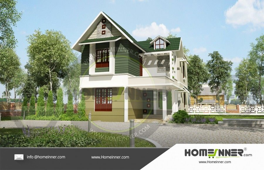1620 sq ft 3 Bedroom Small Home