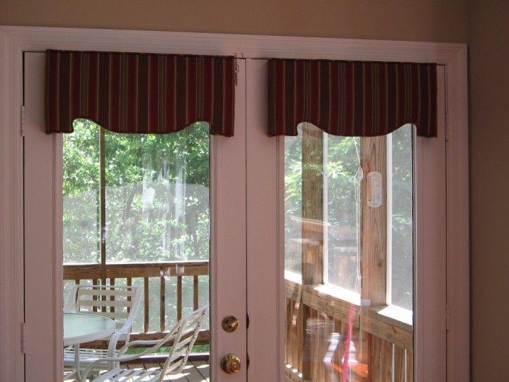 14 Appealing Cornices For Sliding Glass Doors Snapshot Idea Sliding Glass Door Sliding Door Curtains Patio Doors