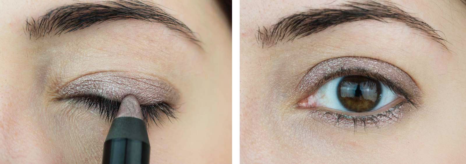 How To Create A Simple Cat Eye Look Using Pencil Eyeliner Beauty