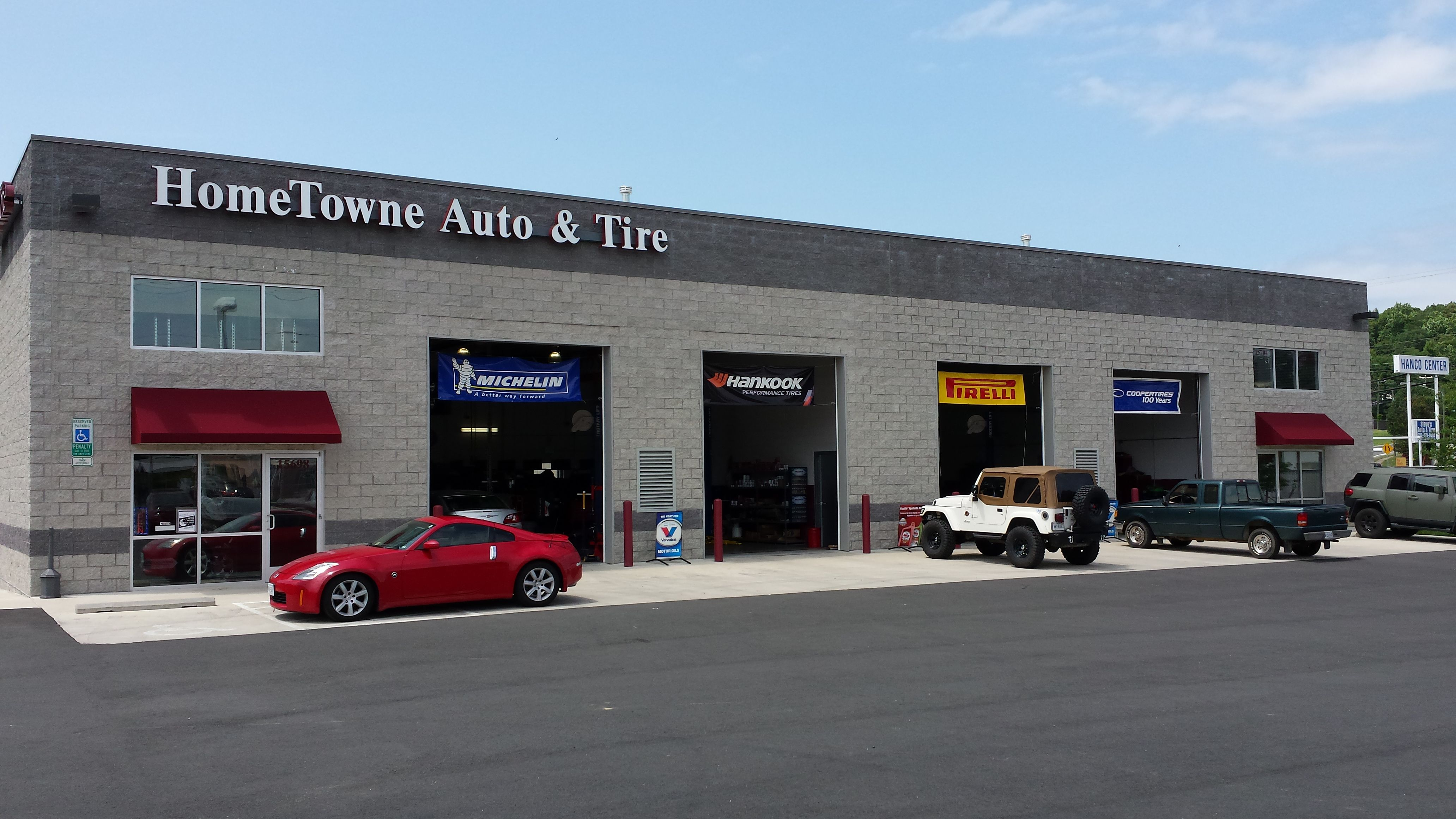Mechanic Shop Near Me >> Pin By Hometowne Auto Repair And Tire Of Woodbridge On