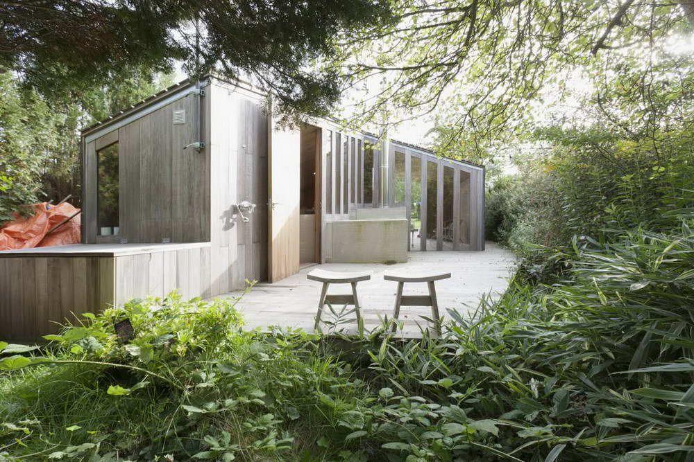 Maison en bois Pays Bas 3