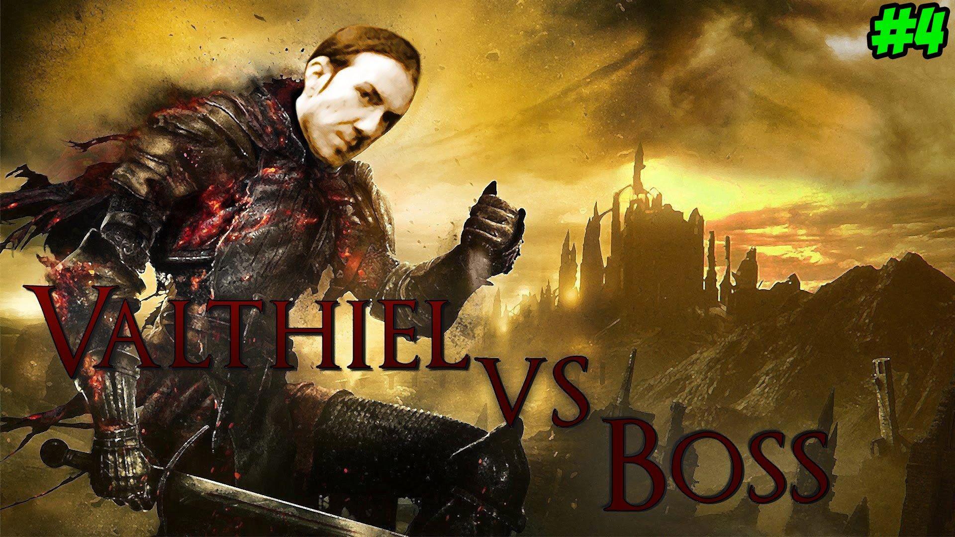 Dark Souls III - Valthiel vs Boss - #4