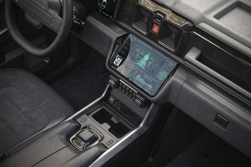 Aleksandr Isaev Visualizes G Niva 2020 A Modern Hybrid Terrain Vehicle In 2020 Benz G Class Benz G Mercedes Benz G Class