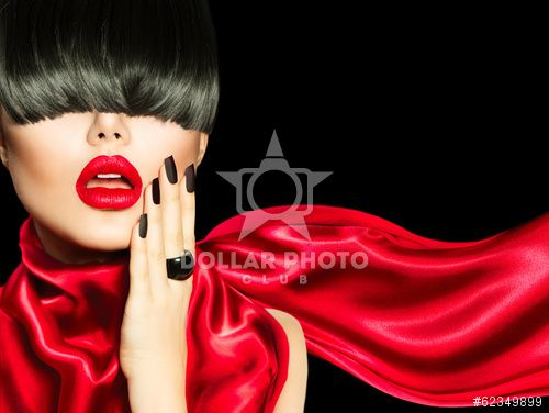 http://br.dollarphotoclub.com/stock-photo/High Fashion Girl with Trendy Hairstyle, Makeup and Manicure/62349899 Dollar Photo Club milhões de imagens por US$ 1 cada