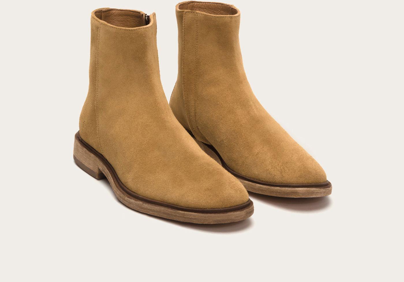0fe271de5c7 Chris Inside Zip Boots | FRYE Since 1863 in 2019 | Footwear | Boots ...
