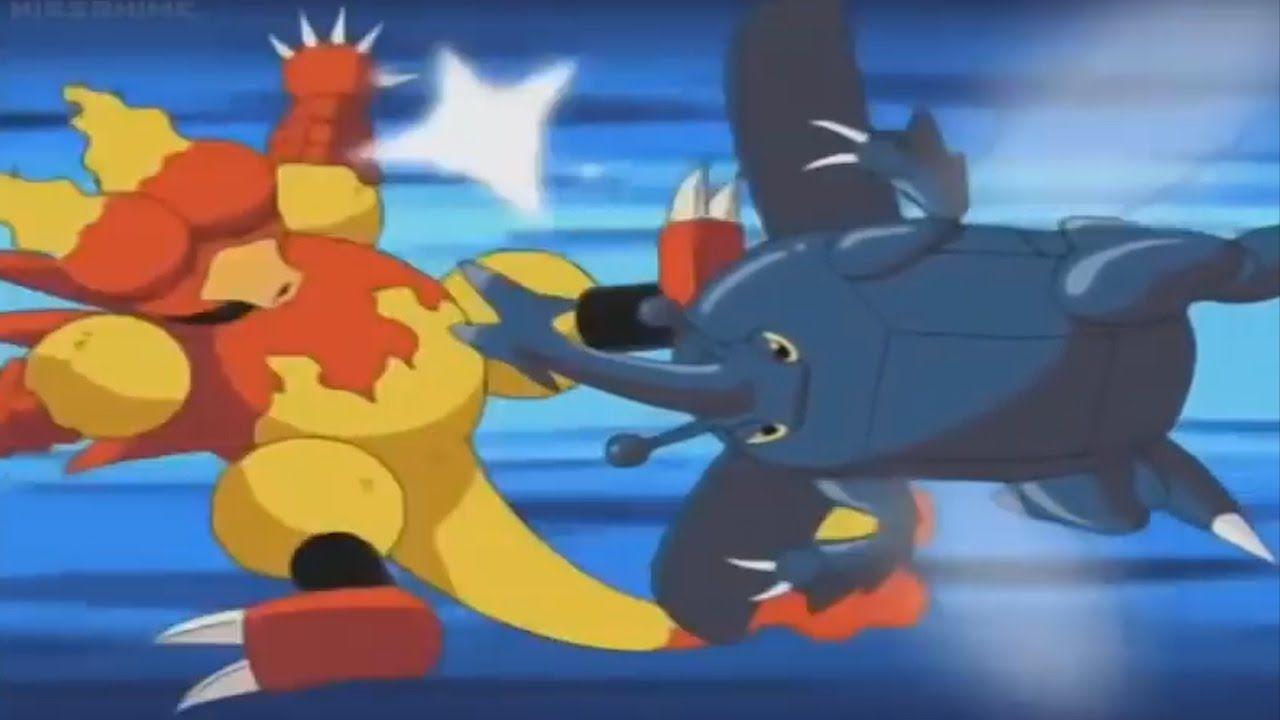 pokemon gary vs ash full battle fight johto league