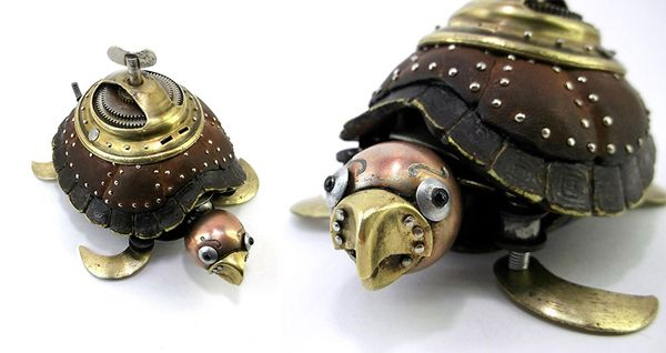 steampunk insects - Buscar con Google