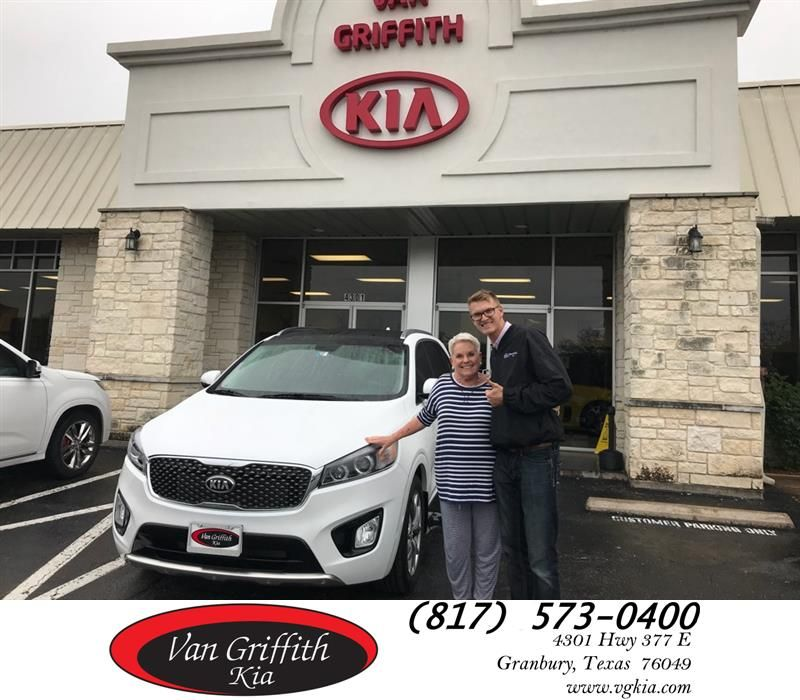 Van Griffith Kia Customer Review Very recently I visited