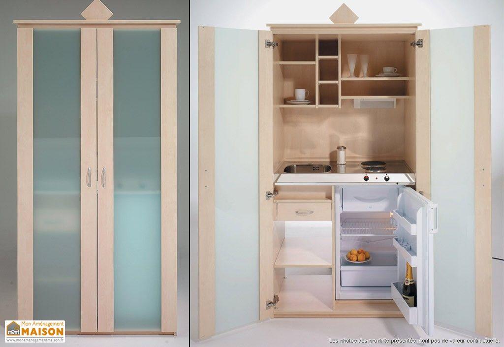 Kitchenette armoire mon am nagement maison attic remodel ideas armoire kitchenette meuble - Cuisine kitchenette ...
