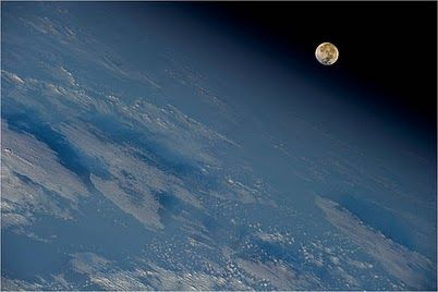 +Ron Garan took this. From space.