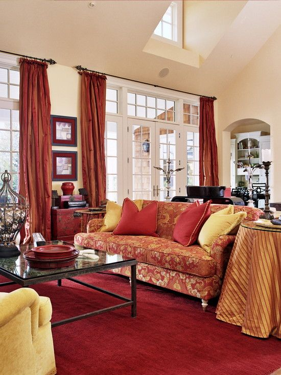 Traditional Living Room French Provincial Design, Pictures, Remodel, Decor and Ideas - page 10