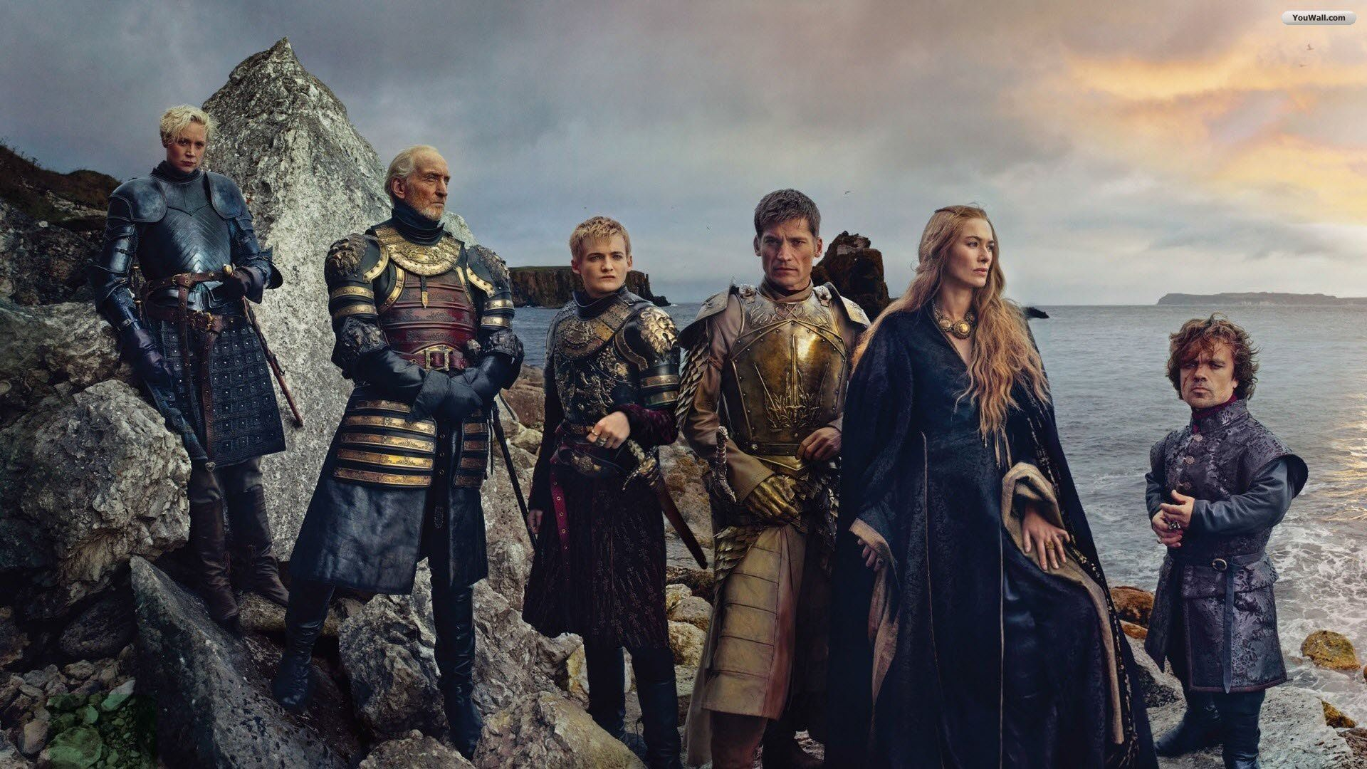 Game Of Thrones Lannisters Wallpaper Game Of Thrones Cast Lannister Family Annie Leibovitz