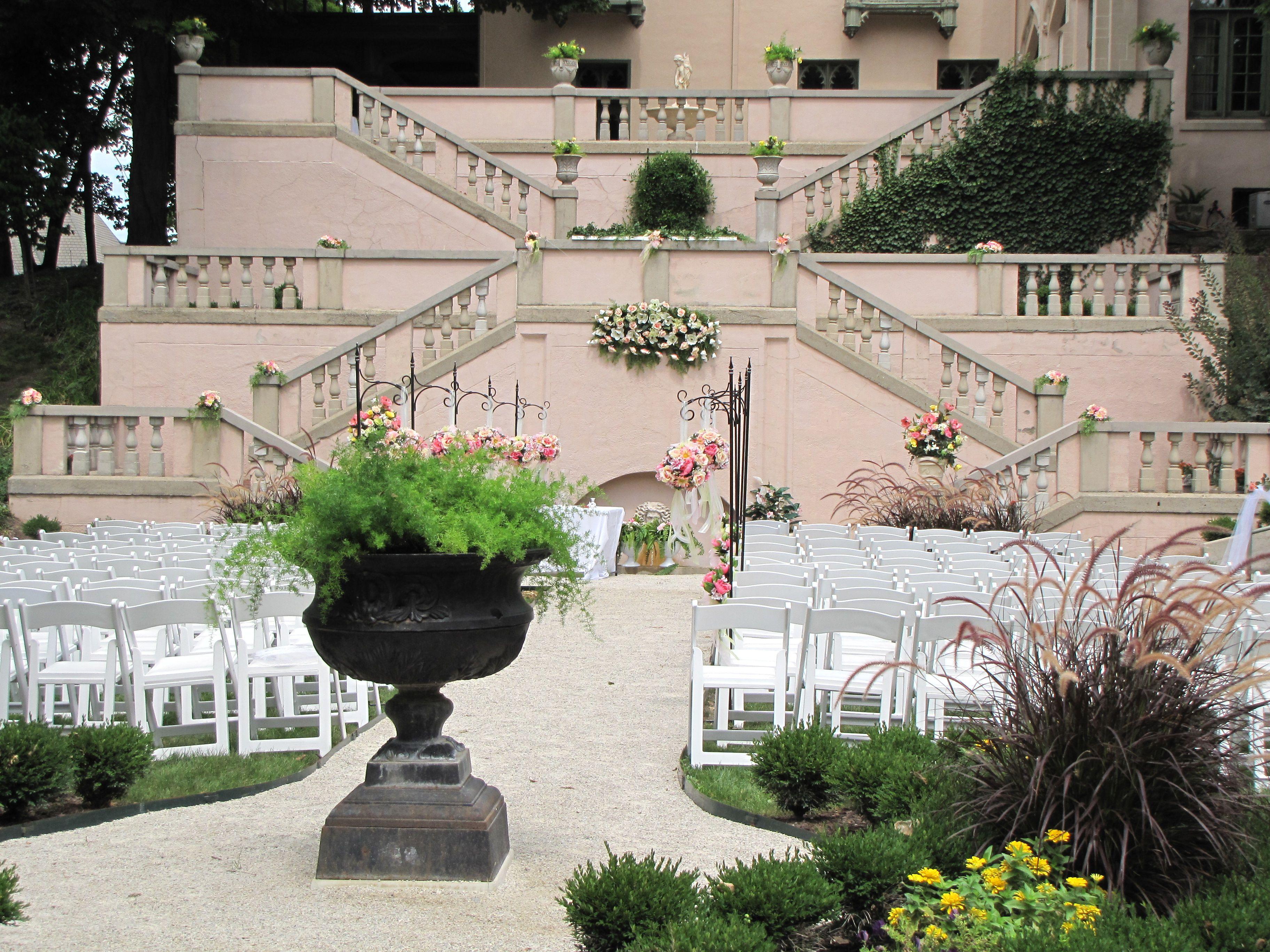 Moses Fowler House Wedding http://homeofpurdue.com ...