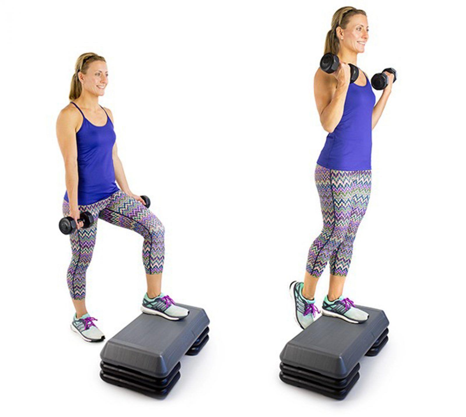 Методика похудения для ног