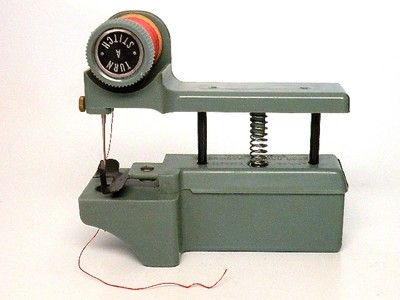 Hand Held Sewing Machine By Dexter Sewing Machine Co Auction New Dexter Hand Held Sewing Machine