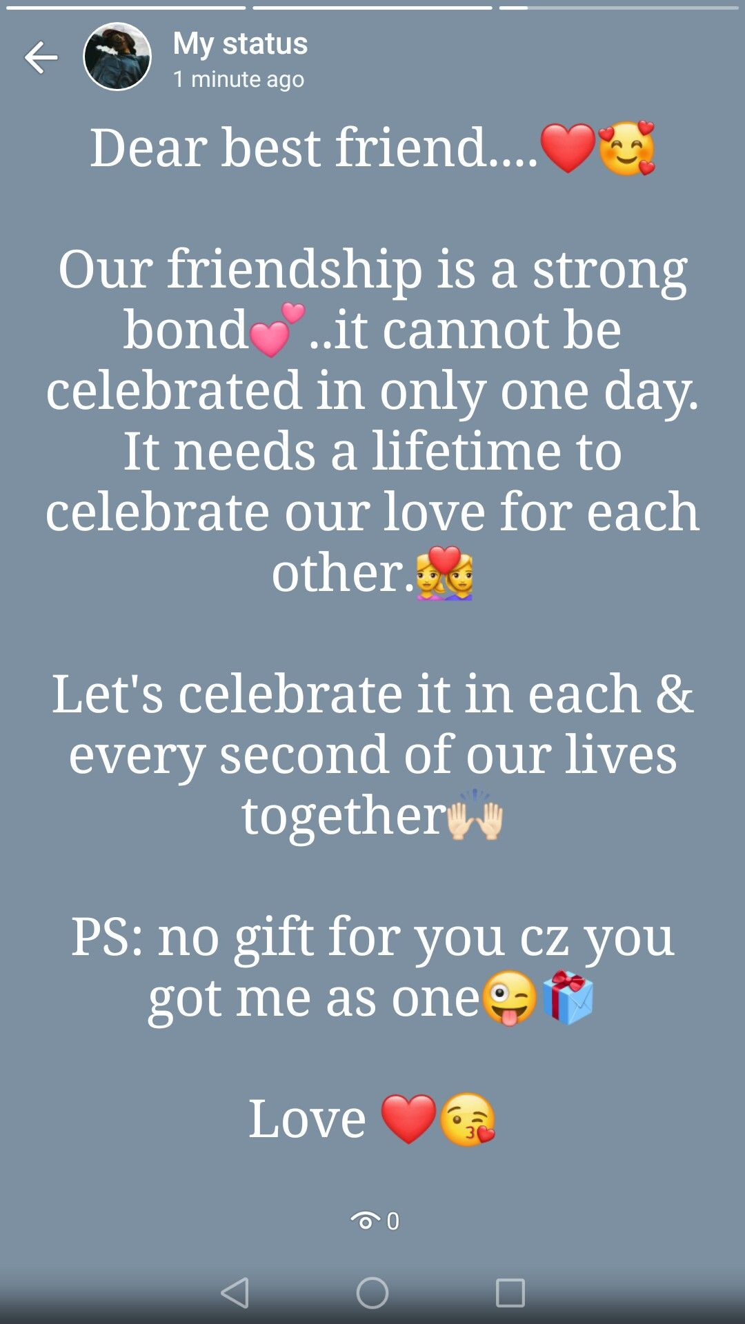 Pin By Siti Najmah On B E I N G M E Happy Birthday Best Friend Quotes Friend Birthday Quotes Birthday Wishes Quotes