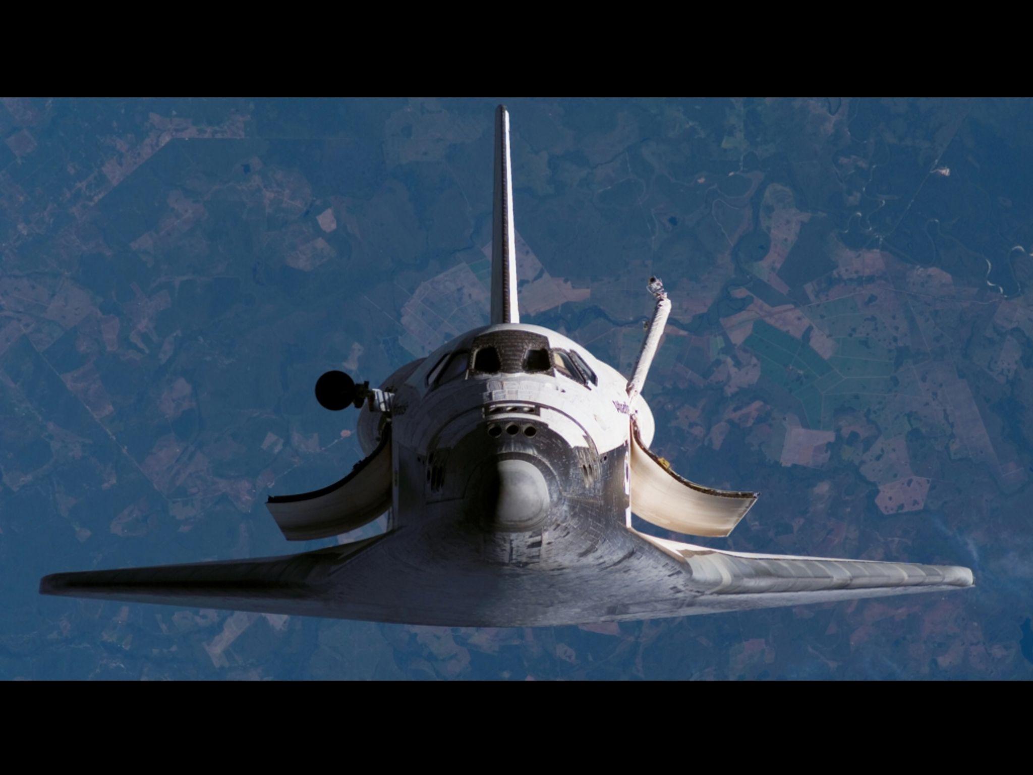 Doors open. Space shuttle, Space flight, Nasa space shuttle