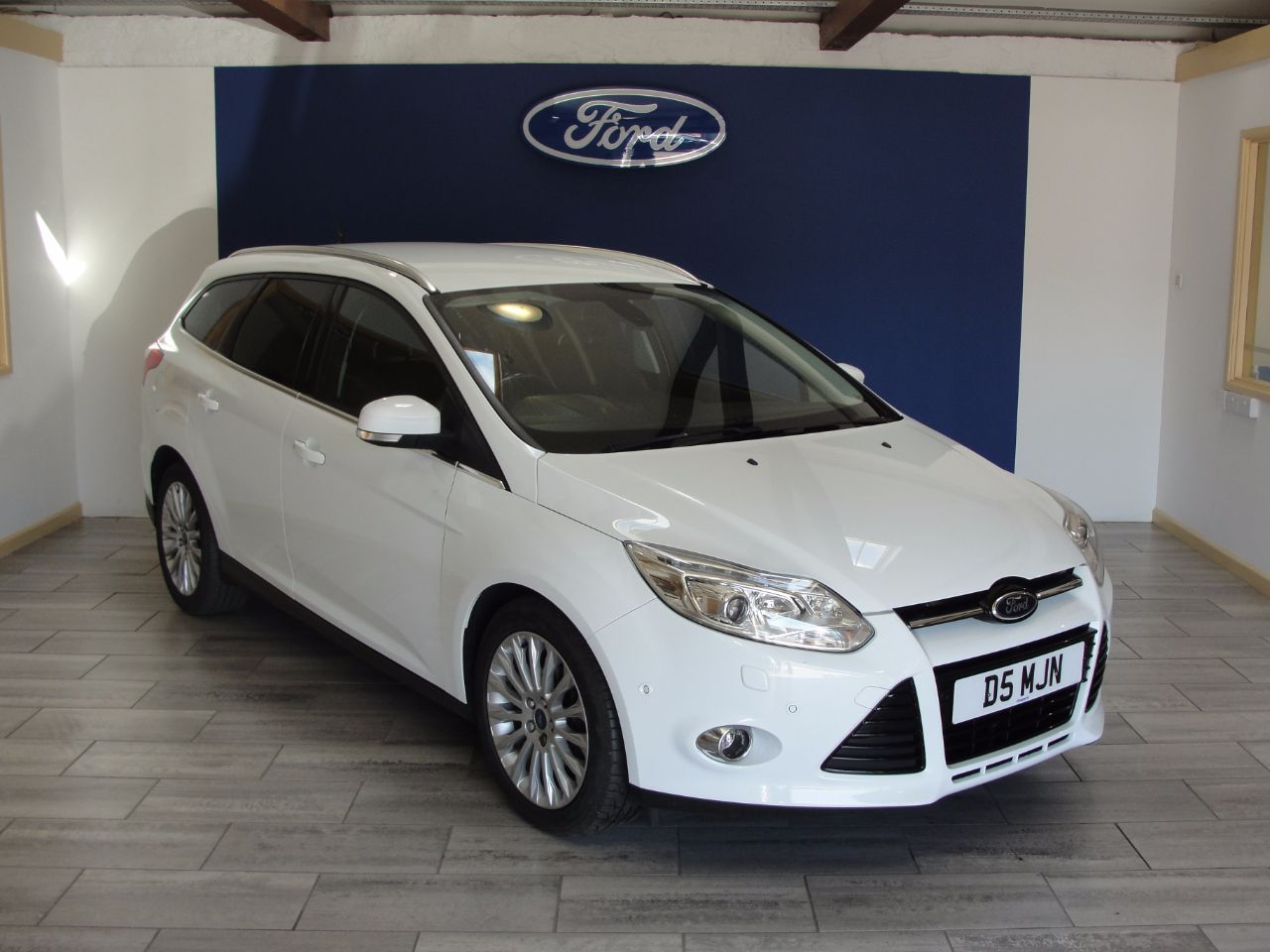Second Hand Ford Focus 1 6 Tdci 115 Titanium X 5dr For Sale In Newton Abbot Devon Ford Focus Ford Used Ford