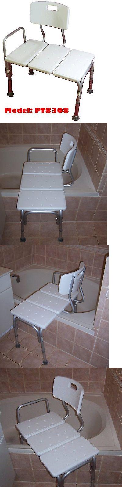 Transfer Boards and Benches: Medmobile Bathtub Transfer Bench Bath ...