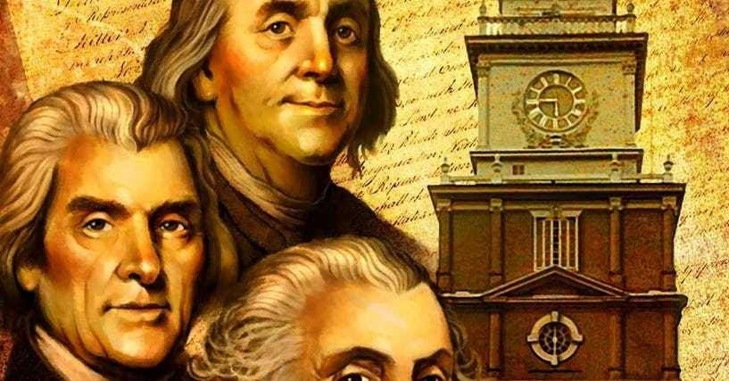 Things You Didnt Know About Our Founding Fathers Founding - List of the founding fathers of the united states