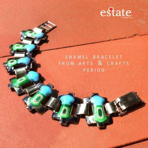 Arts & Crafts bracelet, perfect for Summer!! $30