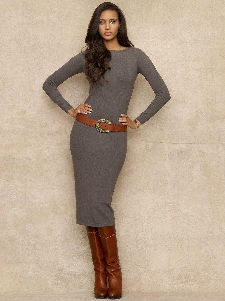 Ralph Lauren Sweater Dress | Clothes-Outfit dress sheath ...
