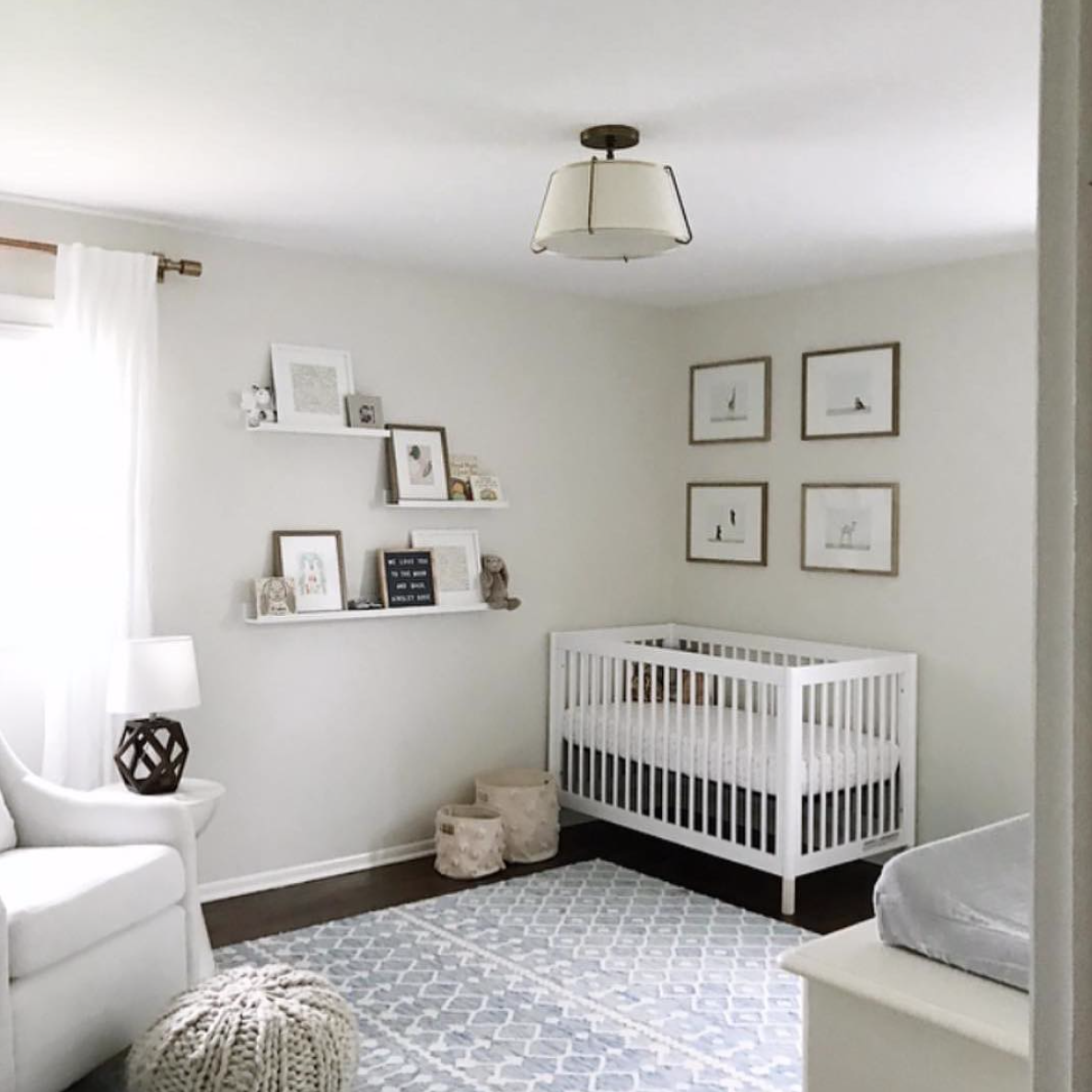 Here S What S Trending In The Nursery This Week Baby Room Decor