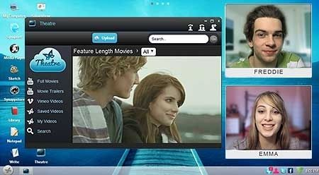 app to watch movies together long distance