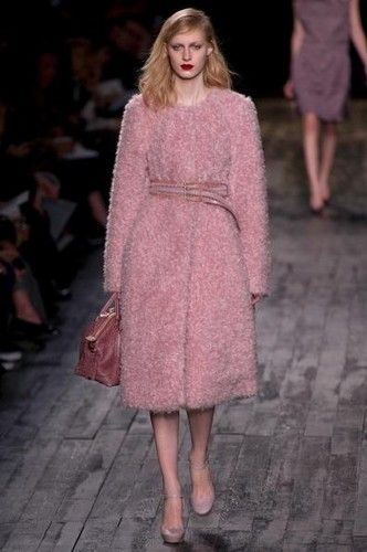 Boucle coat - Nina Ricci