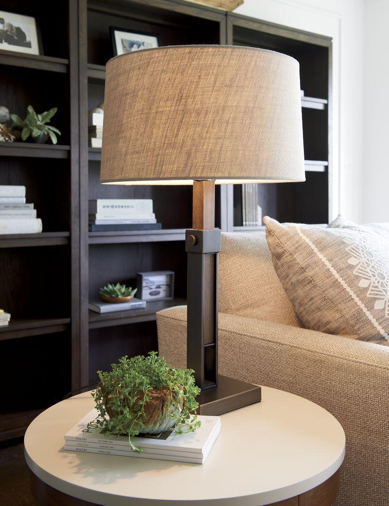 Denley Bronze Table Lamp, Set of 2 | Table lamp, Table lamp