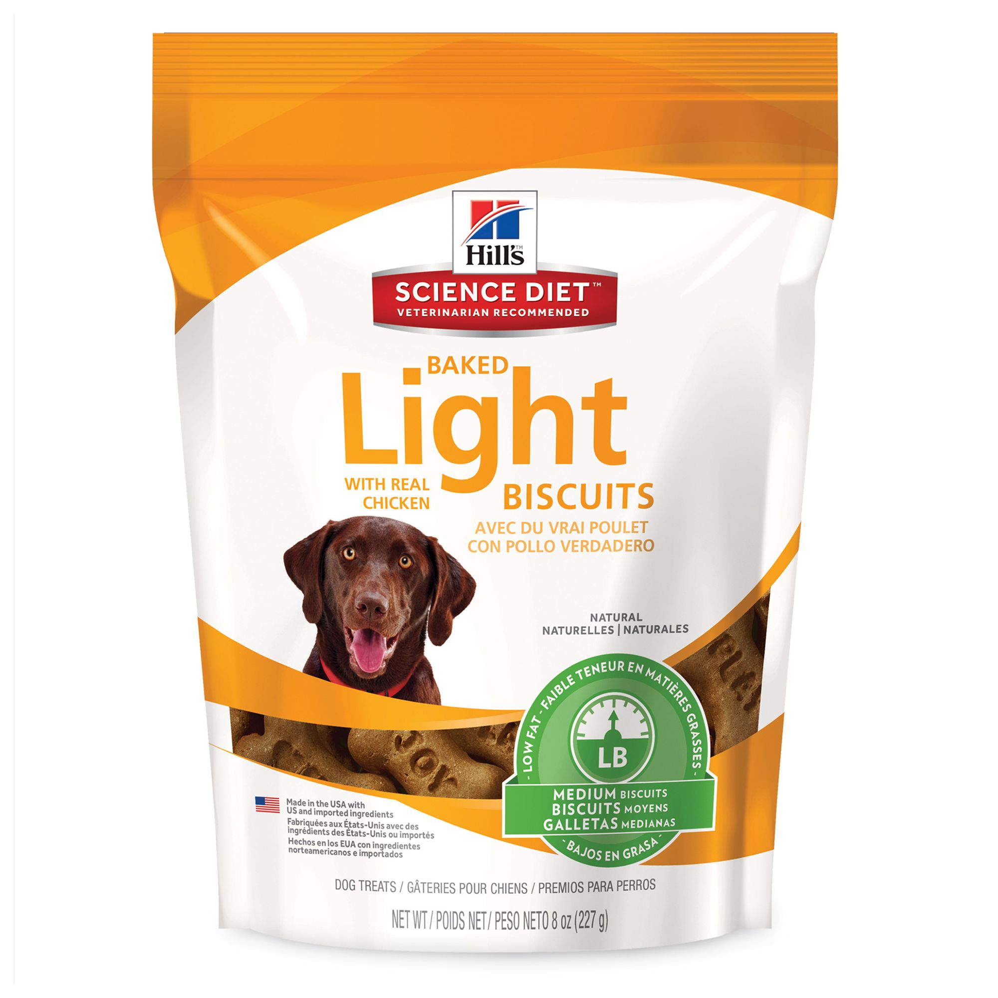 Hill S Science Diet Light Biscuits Medium Dog Treat Natural Chicken Healthy Dog Snacks Hills Science Diet Dog Snacks