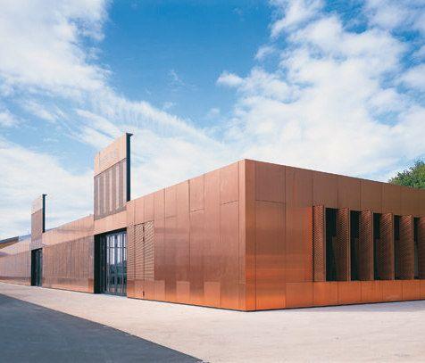 Fassadenbeispiele | Fassadensysteme | TECU® Classic | Fassaden | ... Check it out on Architonic