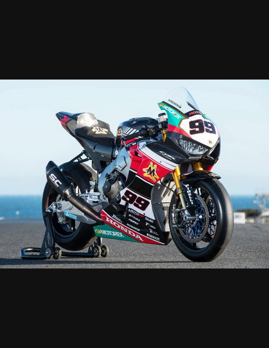 Painted Race Fairings Honda Cbr 1000 Rr 2017 2019 Mxpcrv7292 In 2020 Honda Cbr Racing Bikes Cbr
