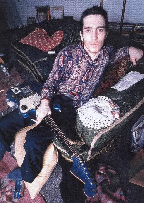 John Frusciante late 80's Red Hot Chili Peppers RHCP