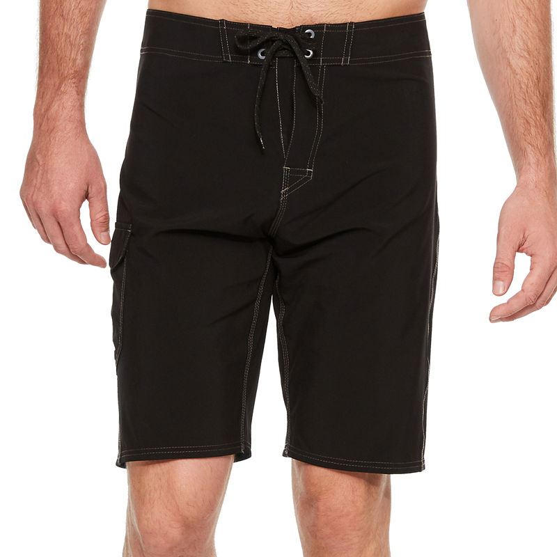 d8323b3d68f24 Burnside Ripped Tonal Board Shorts | Products in 2019 | Shorts ...