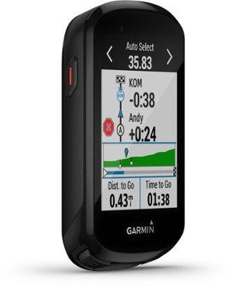 Garmin Edge 830 Gps Bike Computer Mountain Bike Bundle Black
