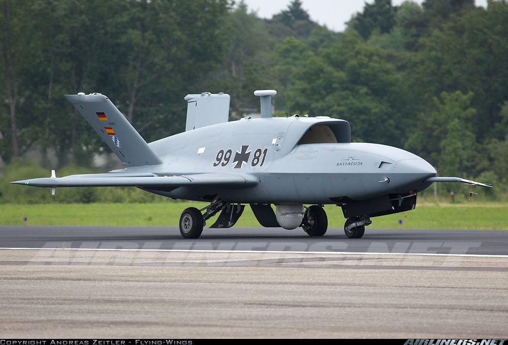 Eads Barracuda Uav Demonstrator 1000x678 Vliegteie Flugzeug