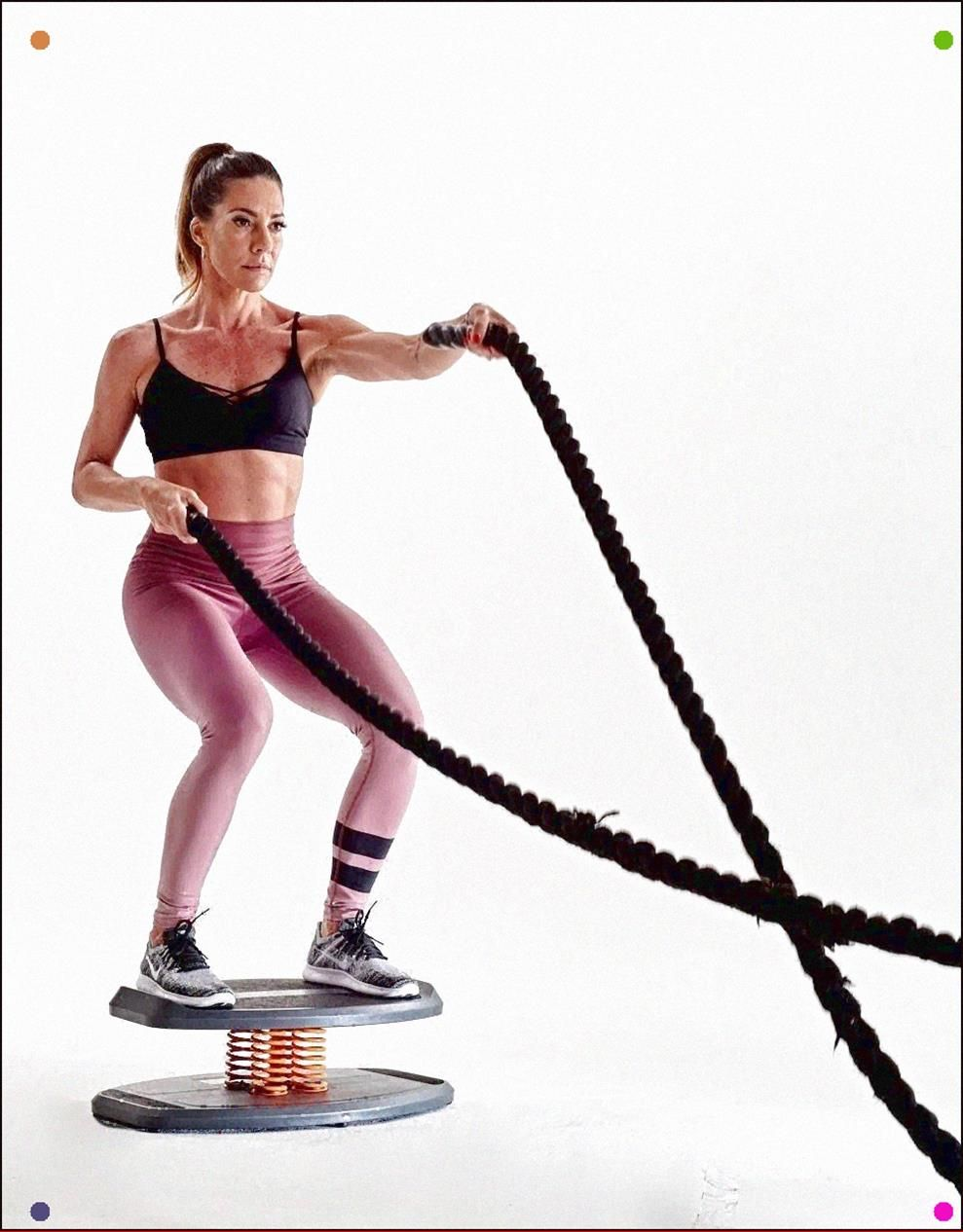 Strongboard Balance Spring Board Is So Innovative It Will Change The Way You Workout, Forever. Stron...