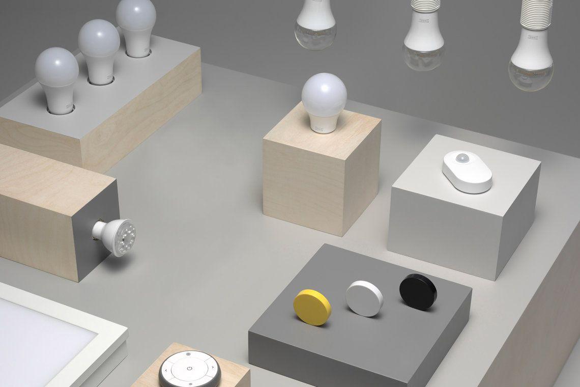 Ikeas Smarte Lampen Horen Bald Auf Siri Alexa Und Den Google Assistant Kit Hauser Intelligentes Haus Ikea
