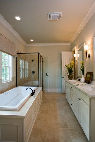 New Orleans Traditional Exterior New Construction Brick Design - Bathroom renovation new orleans for bathroom decor ideas
