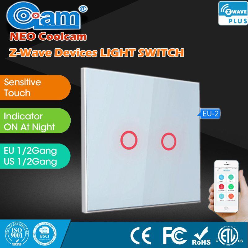 110 230v Wireless Smart Home Z Wave Wall Light Switch Home Automation Z Wave Wireless Smart Remote Control Li With Images Remote Control Light Home Automation Light Switch