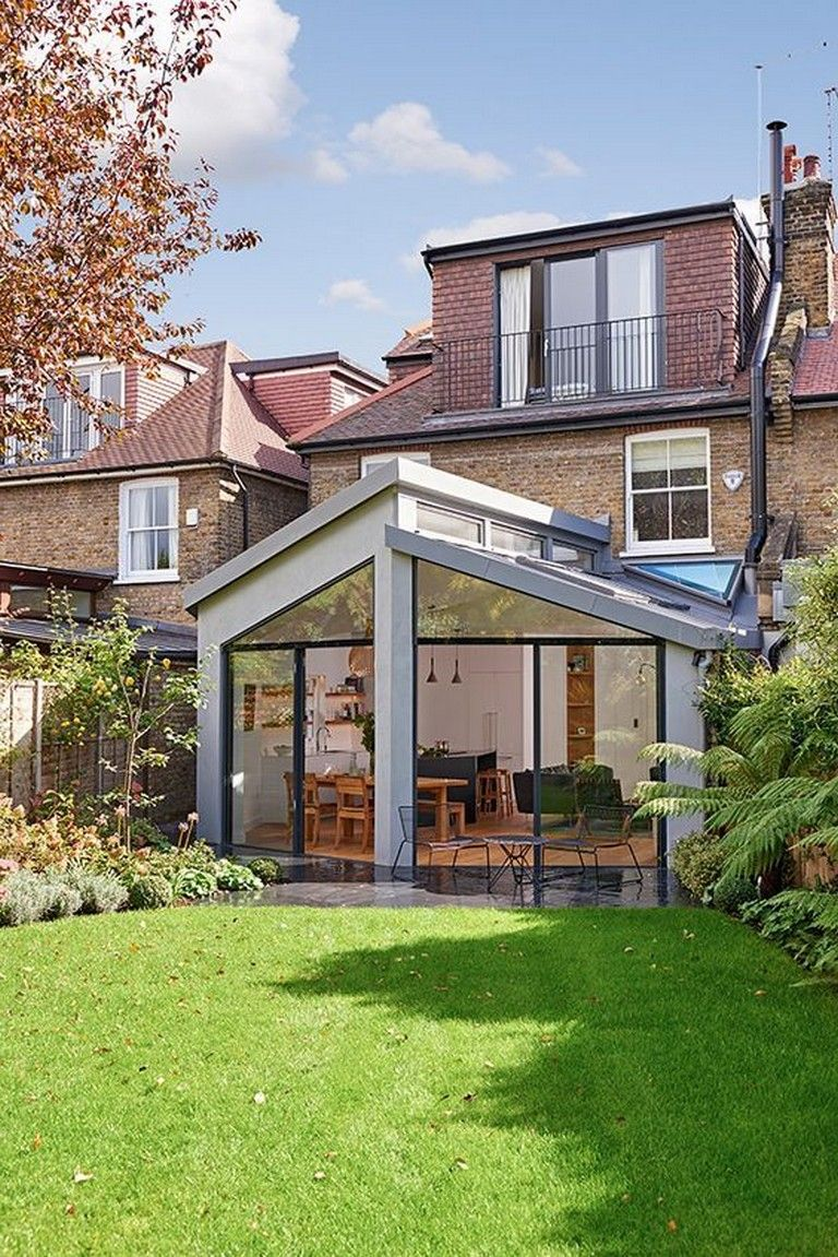 7 Stunning Home Extension Ideas: 20+ Stunning Rear Extension You Can Try To Find Cool And Comfortable Atmosphere To Relax (With