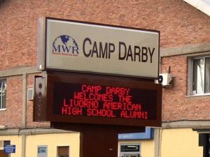 Camp Darby, Italy